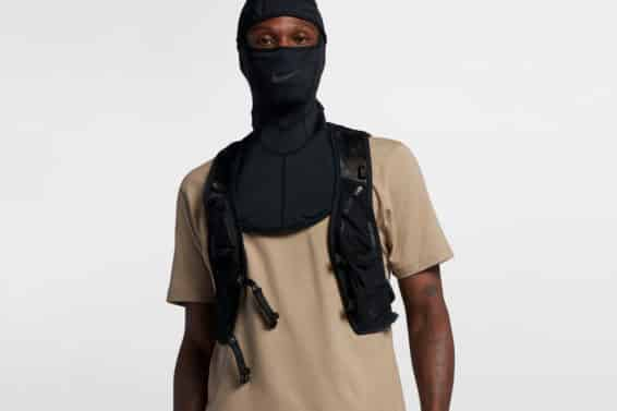 Nike Pulls Balaclava After Accusations of Promoting & Profiting From Gang Culture