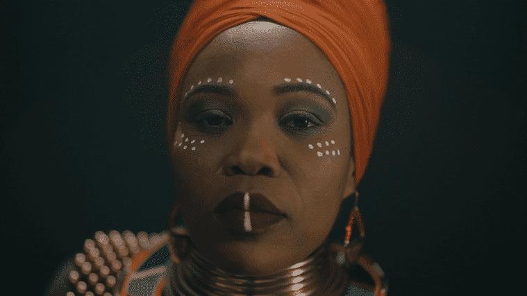 Queen Ifrica, EBONY, Black Woman