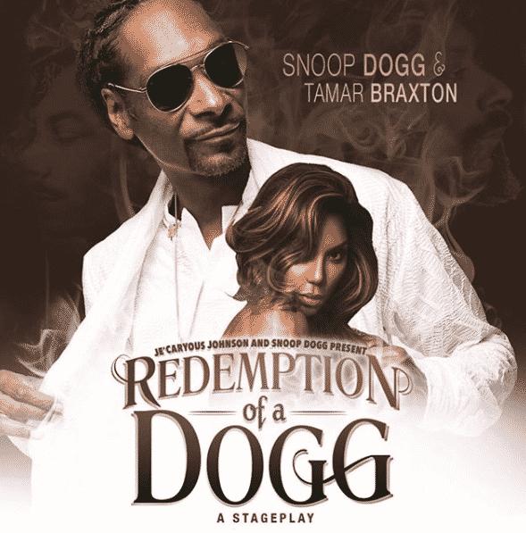 tamar braxton, snoop dogg, redemption of a dogg