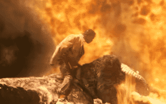 Travis Scott Drops Fiery Visual for 'Stop Trying to Be God' (VIDEO)