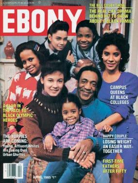 The Cosby Show, Ebony Magazine