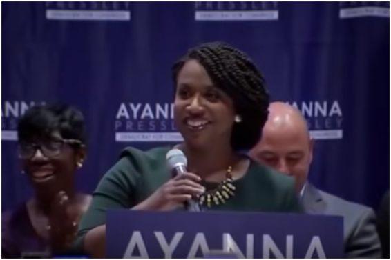 Ayanna Pressley, Massachusetts
