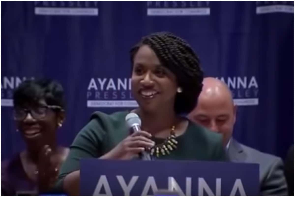 Ayanna Pressley, Massachusetts