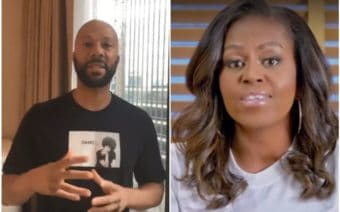 Common, Michelle Obama, Voting, Midterm elections