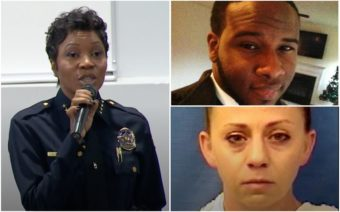 Dallas police chief, Amber Guyger, Botham Jean