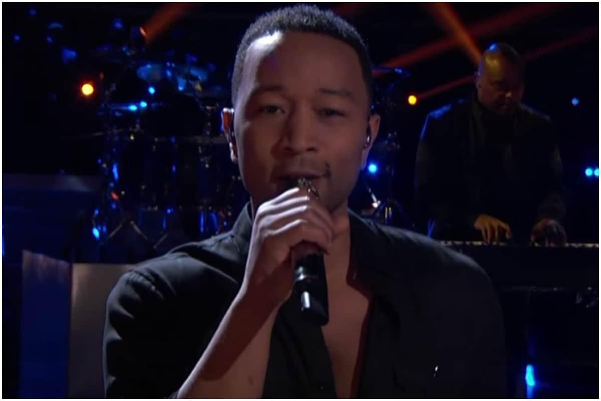 John Legend, The Voice