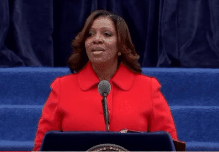 "Letitia James, New York, Attorney General, Letitia ""Tish"" James"