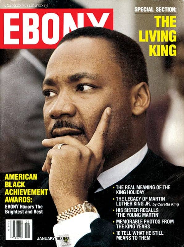 Exhibit Honoring Dr. Martin Luther King Jr. to Open at Nobel Museum • EBONY