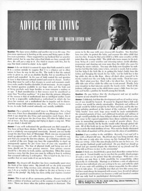 Martin Luther King Jr., Advice for living