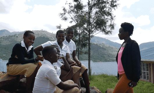 Rwandan School Teaches Boys How to Stop Gender-based Violence