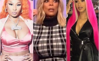 Wendy Williams Breaks Down Over Racism in America (VIDEO)