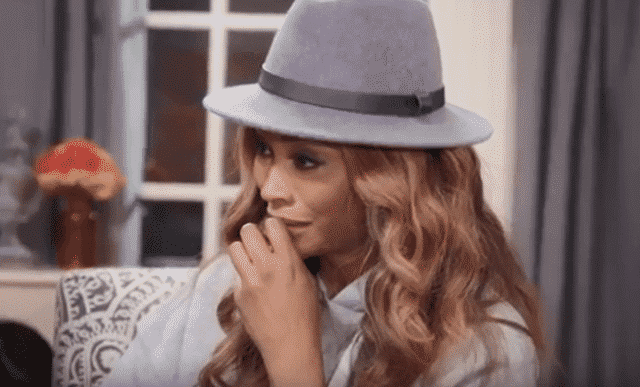 Cynthia Bailey Cries Over Sister's Revelation on 'Iyanla: Fix My Life' (VIDEOS)