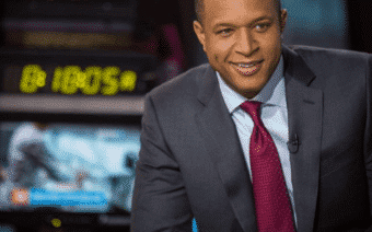 Craig Melvin, NBC, Today Show