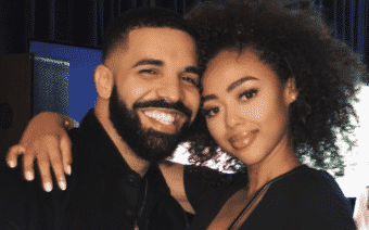 Drake, Bella Harris, Jimmy Jam