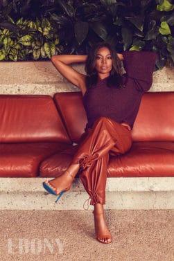 Gabrielle Union, Ebony magazine