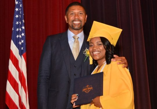 Jalen Rose's Tuition-Free High School Boasts 93 Percent Graduation Rate