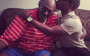 Super Dad: Marvin Sapp
