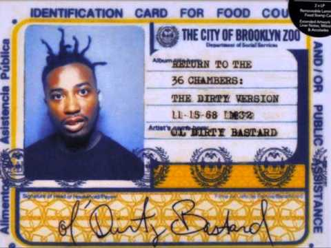 Ol' Dirty Bastard Biopic on the Way; RZA to Produce