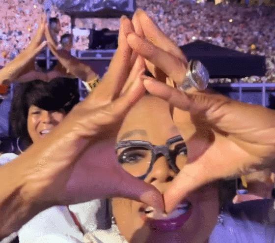 Oprah, On the RUn II