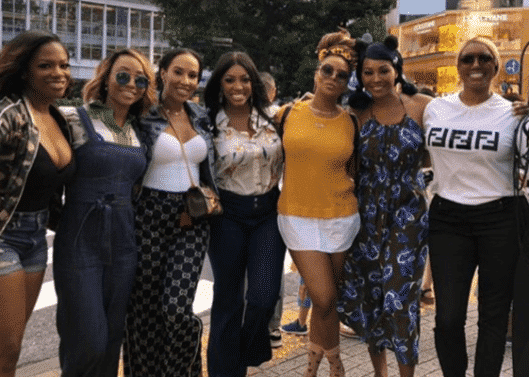 Cast of 'Real Housewives of Atlanta' Take Group Trip to Tokyo, Japan (PHOTOS)