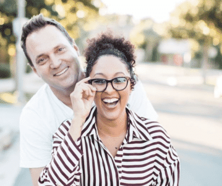 Tamera Mowry's Husband Addresses Racism Claims