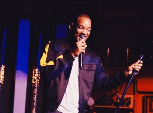 Will Smith Opens for Dave Chappelle at Star-Studded Comedy Show (VIDEO)