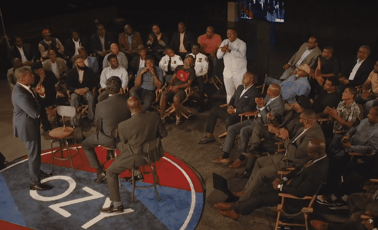 Take on America, 100 Black Men
