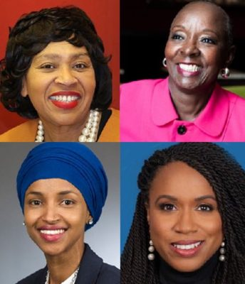 Meet the 18 Black Women Running for a Seat in Congress