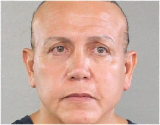Update: #MAGABomber Charged on 5 Counts, Faces Up to 58 Years