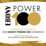 EBONY Celebrates Power 100 List With NYC Gala