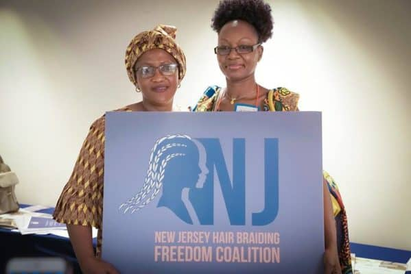 New Jersey Law Eases the Burden on African-style Hair-braiders