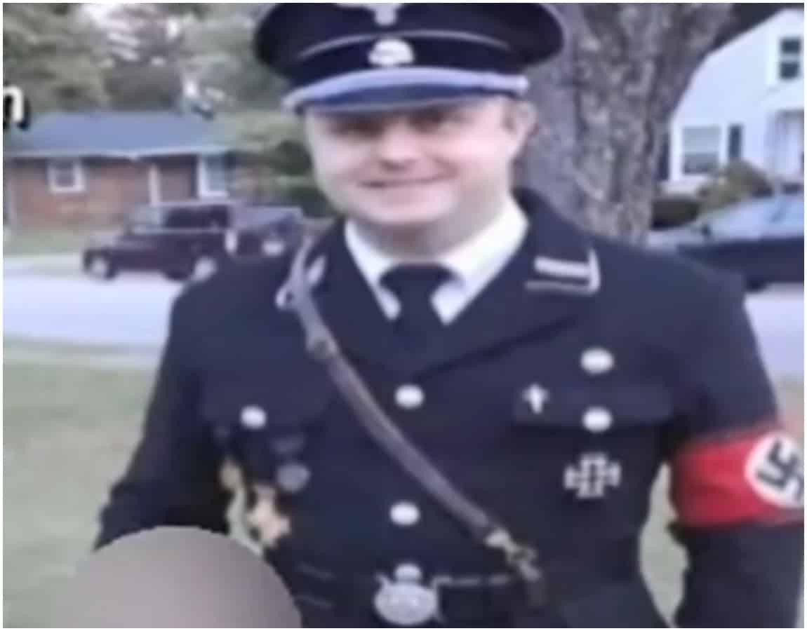 Nazi, Hitler, costume