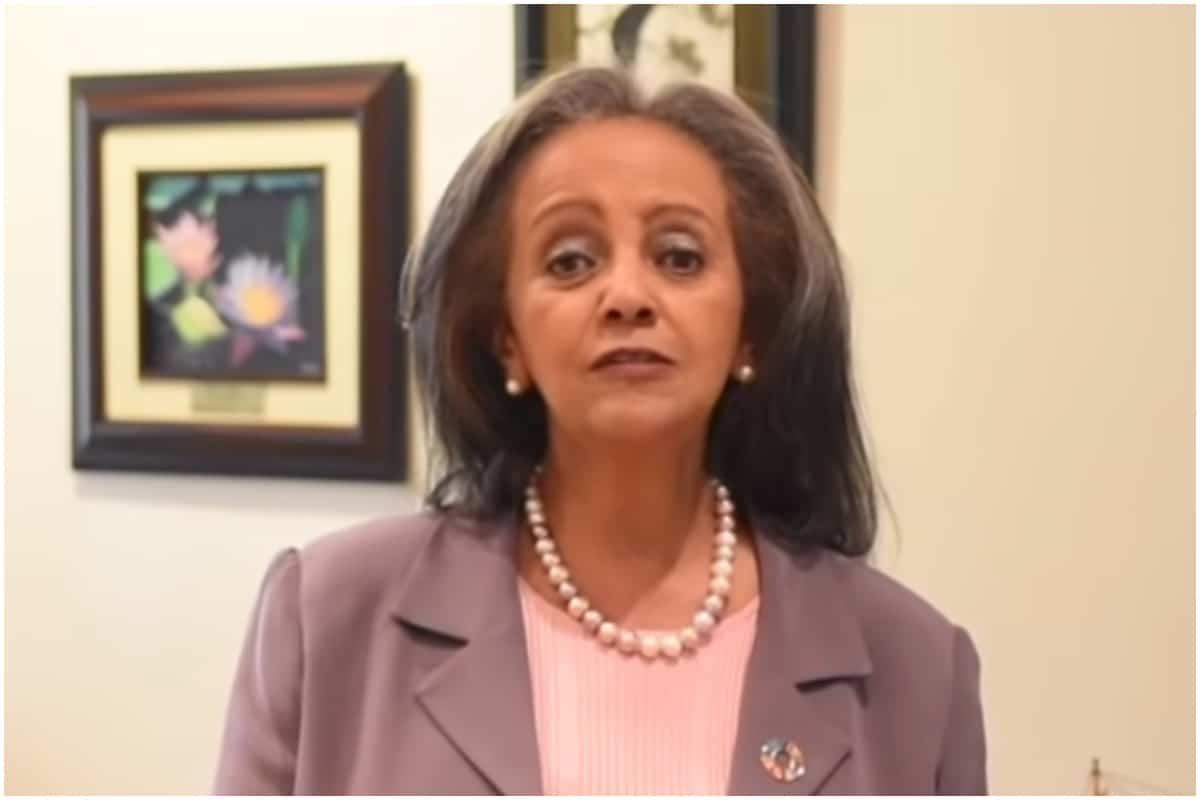 Sahle-Work Zewde, Ethiopia, First female president