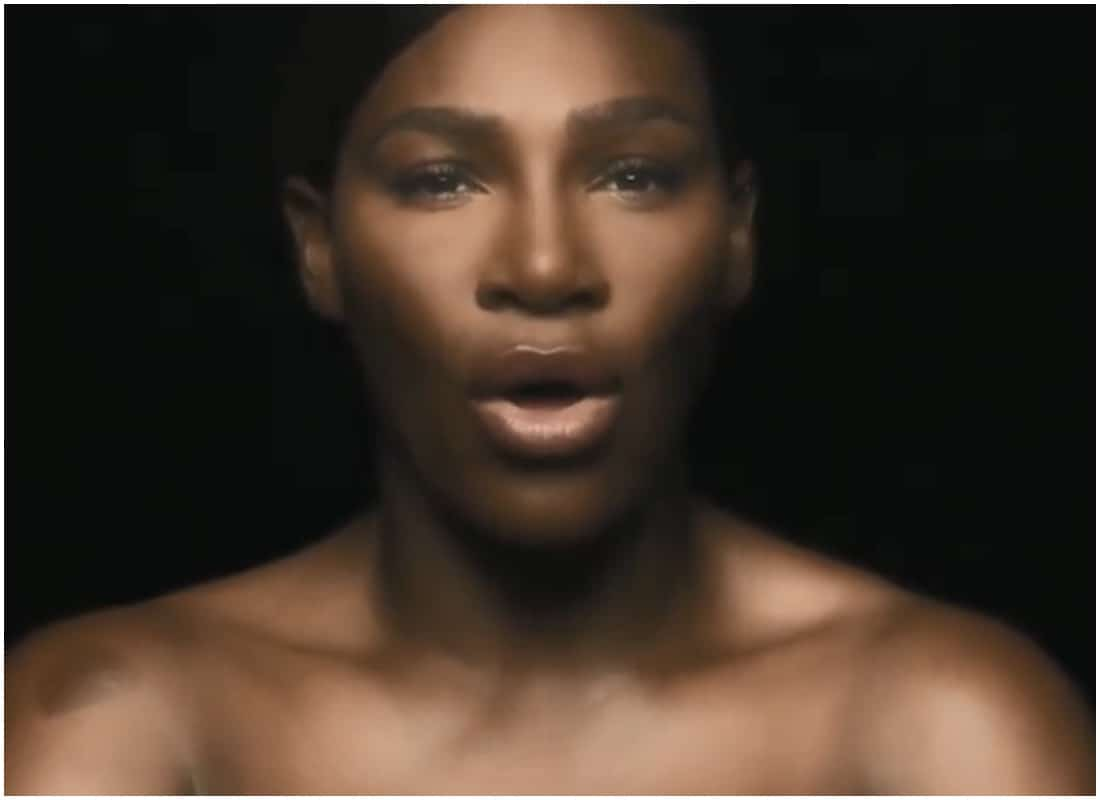 Serena Williams, breast cancer awareness