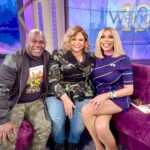David Mann, Tamela Mann, Wendy Wiilliams