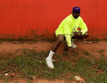 Kanye West, Uganda, Yeezys