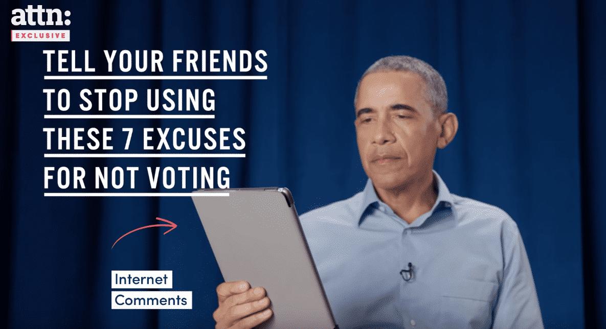 Barack Obama, Voting