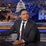 Trevor Noah, Donald Trump, Between the Scenes
