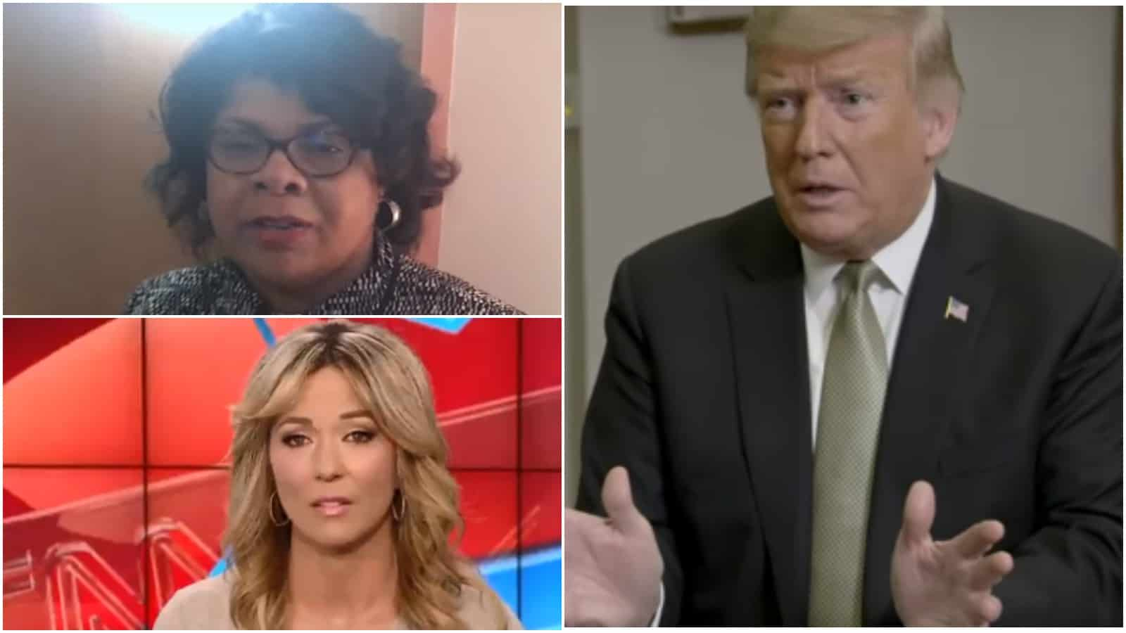 CNN's Brooke Baldwin Defends Black Female Reporters After Trump Attack