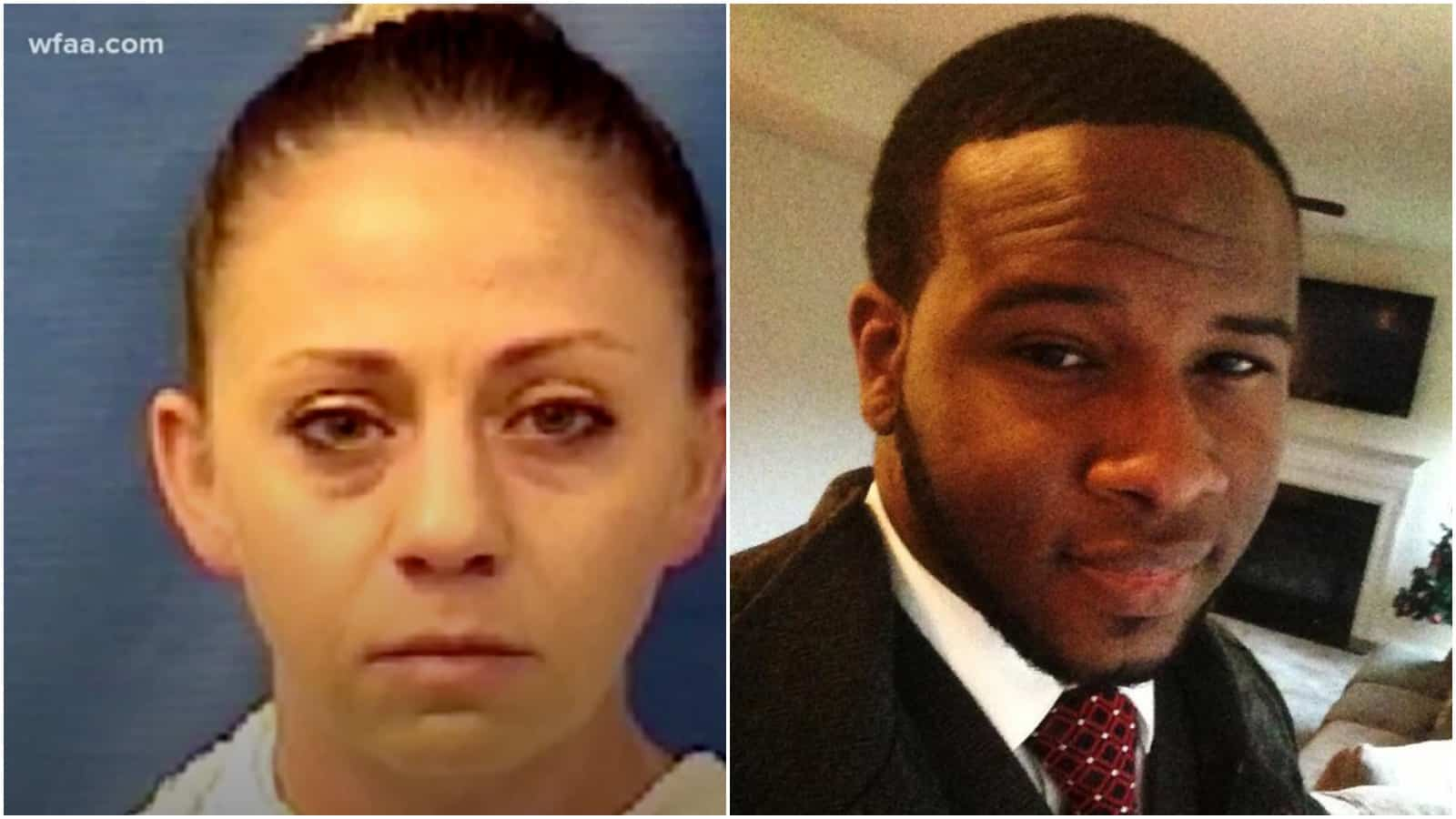 Botham Jean, Amber Guyger, Texas, police shootings