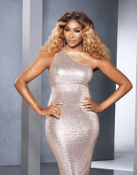 Cynthia Bailey On 'Real Housewives' Cast Shake-Up & Kenya Moore's Exit