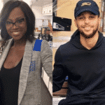 Viola Davis, Steph Curry