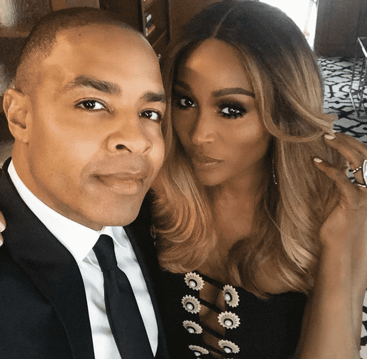 2133bd7fa3a Cynthia Bailey Professes Love for Mike Hill: I'm Not Afraid to Say It!