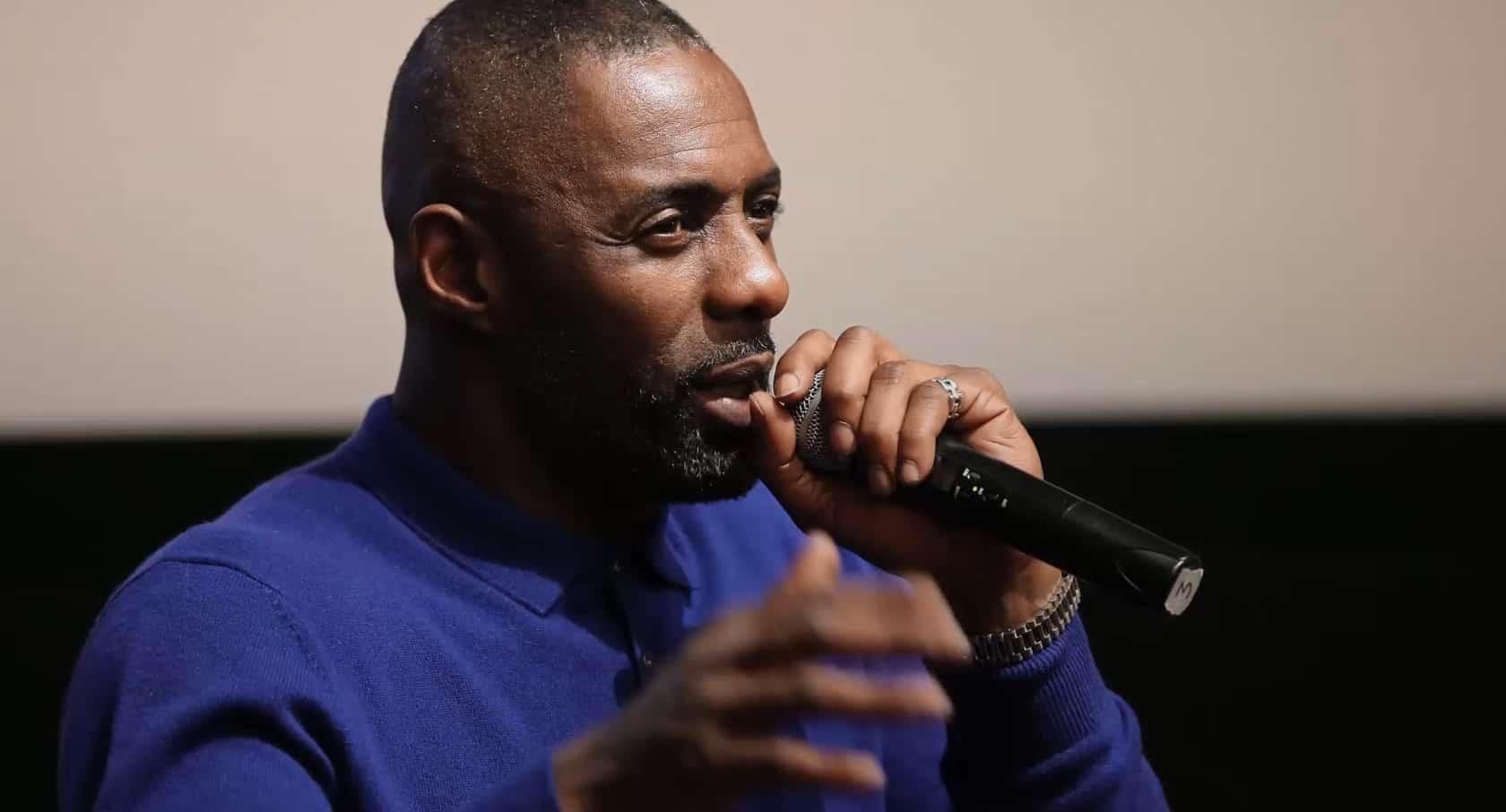 Idris Elba Drops Slow Jams Playlist Featuring Jodeci, Al Green & More