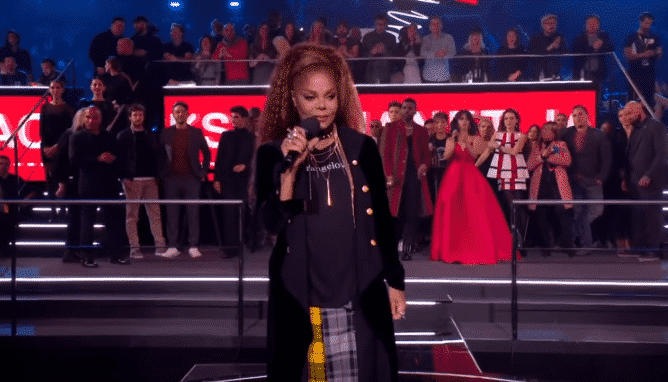 Janet Jackson, MTV EMAs