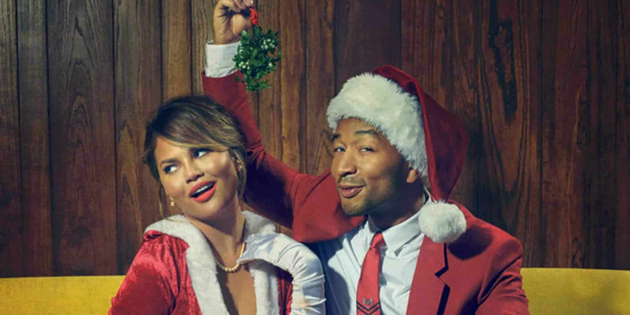 John Legend Discusses Christmas Album & NBC Holiday Special