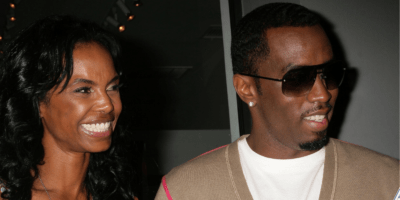 Sean Combs, Diddy, Kim Porter