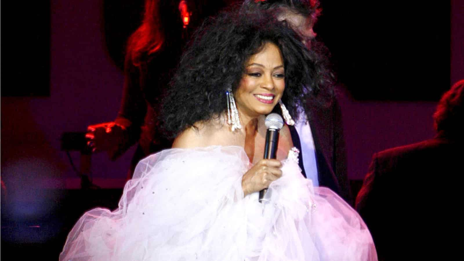 2b0b463acf01 Iconic Diana Ross Concert Film to Be Screened for Her 75th Birthday