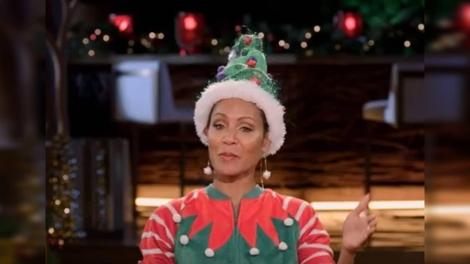 Jada Pinkett Smith Shares Family's Christmas Traditions