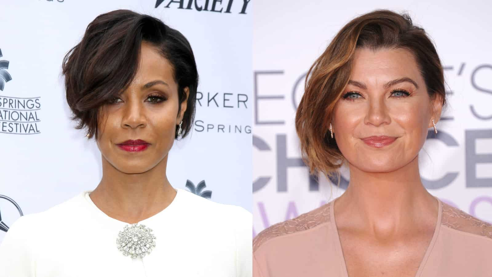 Jada Pinkett Smith & Ellen Pompeo Discuss Diversity in Hollywood